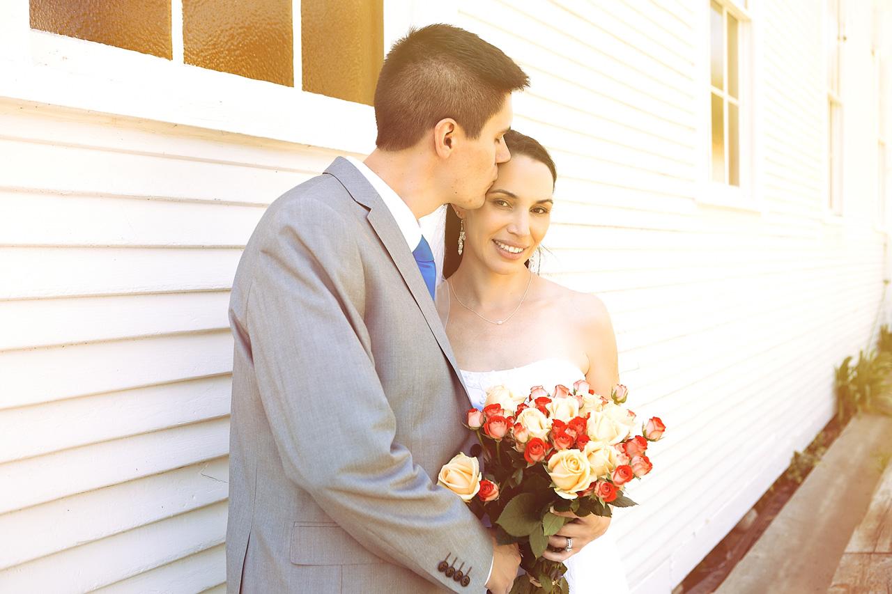 Santa Rosa Chapel Wedding